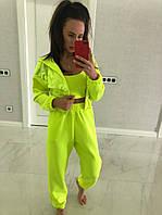 Женский спортивный костюм в расцветках АЕ-8-0520