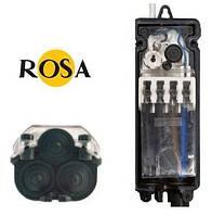 Вводный щиток TB-1 для питающих кабелей парковых светильников ROSA