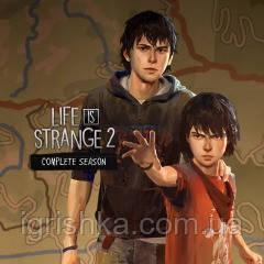 Life Is Strange 2: Полное Издание Ps4 (Цифровой аккаунт для PlayStation 4)