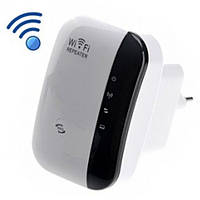 Беспроводной Wi-Fi репитер расширитель диапазона Wireless Wi-Fi сети plus YFVVDFW7439FHBBVGU, КОД: 1160349
