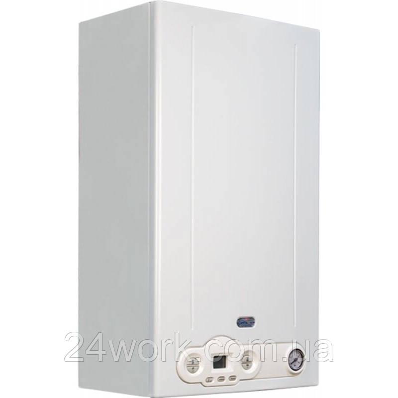Настенный двухконтурный газовый котел Nova Florida DELFIS CTFS 24 AF(турбо, 1-теплообменник, битерм)