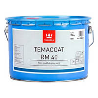 Краска двухкомпонентная Temacoat RM 40 Tikkurila 15 л. для стальных конструкций