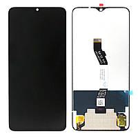 Дисплейный модуль Xiaomi Redmi Note 8 Pro (Black)