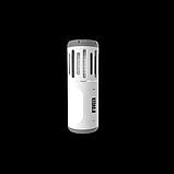 Портативный фонарь от летающих насекомых 6 Вт Noveen IKN853 LED IP44, до 40 кв.м., фото 2