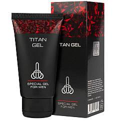 Специальный гель для увеличения члена Titan Gel 50 мл 2875268, КОД: 1808044