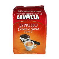 Кофе Lavazza Espresso Crema e Gusto Gusto Forte в зернах 1кг