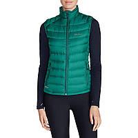 Жилетка Eddie Bauer Womens Downlight StormDown Vest EMERALD S Зеленый 0969EM-S, КОД: 305137