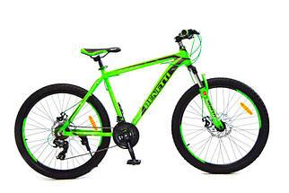 Горный алюминиевый велосипед 26 BENETTI Apex DD на 15 раме, фото 2