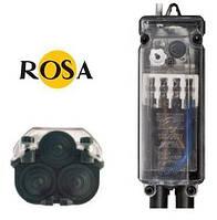 Вводный щиток TB-2 для питающих кабелей парковых светильников ROSA