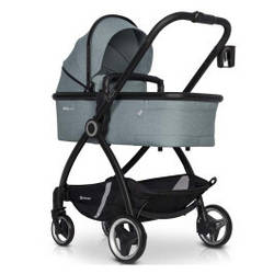 Детская коляска 2 В 1 EURO-CART CROX MINERAL