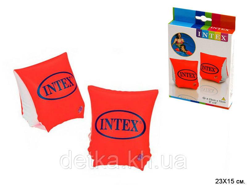 Нарукавники детские, Intex, 58642