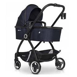 Детская коляска 2 В 1 EURO-CART CROX COSMIC BLUE