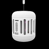 Ловушка насекомых с Bluetooth динамиком и аккумулятором IKN863 LED IPX4, до 40 кв.м., фото 2