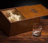 Набор стаканов для виски с пулей 7.62 мм