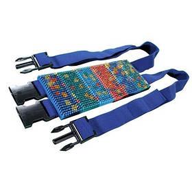 Аплікатор Ляпко Пояс Малюк 3,5 Ag 6 пластин 84 х 36 мм 2 ременя - голчастий масажний пояс
