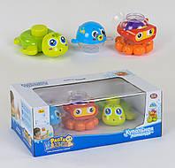 Игрушка для ванной Play Smart 7748 Купальная команда Разноцветный 2-79804, КОД: 1250065