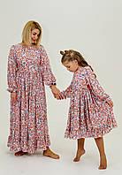 """FAMILY LOOK / Комплект мама і дочка """"Provance"""""""