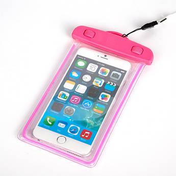 Вакуумный чехол UTM для телефона Розовый
