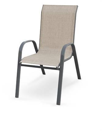 Стілець MOSLER krzesło беж, фото 2