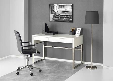 Стол письменный B32  белый 120/60/76 см , фото 2