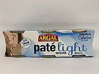 Паштет из свиной печени ARGAL Pate Light, 83 г Испания (цена за 1 шт)