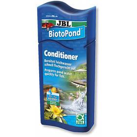 Кондиционер JBL BiotoPond для подготовки воды, подходящей для прудовых рыб, 250 мл