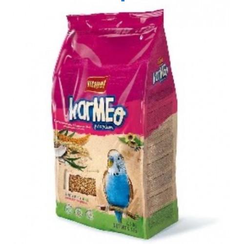 Премиум корм Vitapol Karmeo для волнистых попугаев, 500 г