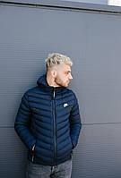 Мужская демисезонная спортивная куртка Nike 2215, фото 1