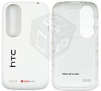 Задняя крышка батареи для HTC Desire V T328w, оригинал (белый)