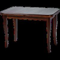 Стол обеденный Клевер Мебель 1200х760х800 мм Темный орех hubItjy34919, КОД: 1786961