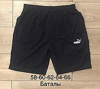 Мужские шорты баталы в ассортименте  тм Puma