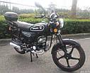 Мотоцикл SPARK SP110C-2С (синий,черный,красный,белый,серый,бордо) +Доставка бесплатно, фото 2
