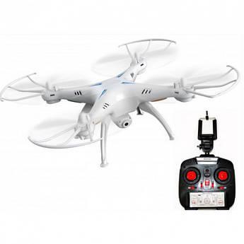Квадрокоптер Drone One Million Белый