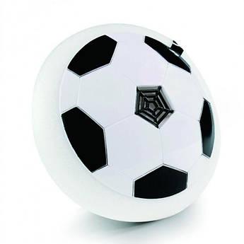 Футбольный мяч с подсветкой и музыкой Hoverball White