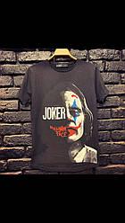 Футболка мужская Турция Joker s m m l xl оптом FTX