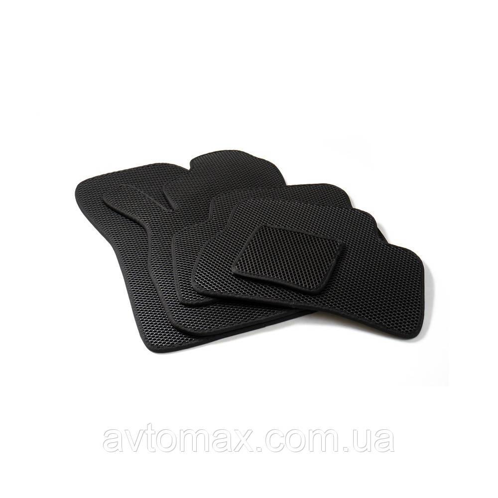 Коврик салона HYUNDAI Accent (5шт) EVA окантовка черная Оригинал+ CS20