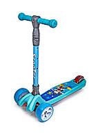 Детский самокат Smart Disney Mickey Mouse Голубой 807573275, КОД: 1681501