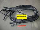 Уплотнитель двери Ваз 2109, 21099, 2114, Ваз 2115 (2 передних + 2 задних) Производитель Балаково, Россия, фото 3