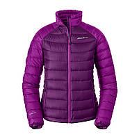 Куртка Eddie Bauer Womens Downlight StormDown Jacket PANSY XL Красный 0963PA-XL, КОД: 259853