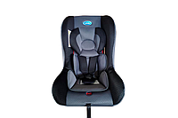 Детское автомобильное кресло ТМ LINDO Темно-серый НВ 905 HB 905 т.сірий, КОД: 1726707