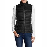 Жилетка Eddie Bauer Womens Cirruslite Down Vest BLACK XS Черный 0181BK, КОД: 942112
