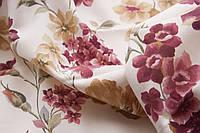 Ткань для штор Susane цветы