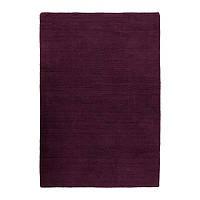 ALMSTED Ковер, короткий ворс, фиолетовый с оттенком ручная работа фиолетовый с оттенком