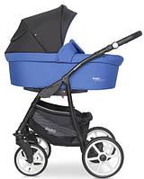 Универсальная коляска 2 в 1 Riko Basic Sport (синий цвет)