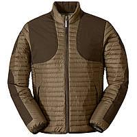 Куртка Eddie Bauer Mens MicroTherm StormDown Field Jacket HAZELNUT S Светло-коричневая 0131HZ-S, КОД: 260452