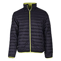 Куртка Hi-Tec Molen Black Safety Green XL Черный 65543BKSG, КОД: 723860