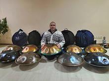 Продажа Хангов (Hаnd Pan) от украинского производителя