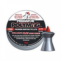 Пули пневматические JSB Polymag 4,5 мм (200 шт.)