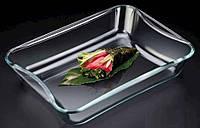 Форма для запекания прямоугольная из жаропрочного стекла 3,5л 350х270х62мм Color Exclusive s7226 Simax