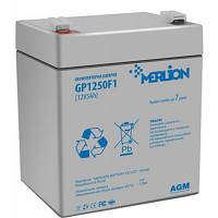 Батарея к ИБП Merlion 12V-5Ah (GP1250F1)